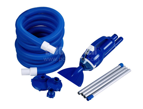 Vacuum kit for above ground pools
