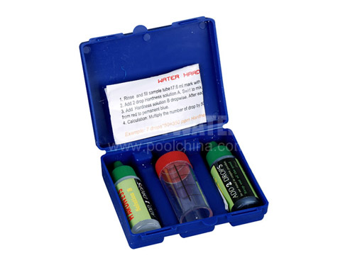 Hardness test kit for calcium detection quantity (22ml)