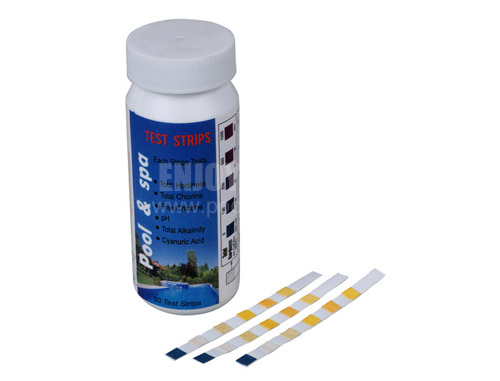 6 in 1 test strips